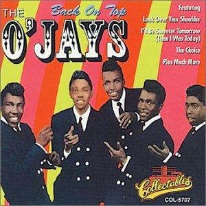 CD : The O'Jays - Back On Top (CD)