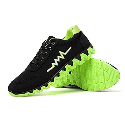 plein taille professionnelle de Formation Femmes Orange Homme chaussures course Sneaker respirant pour hommes Chaussures sport air Des chaussures de Chaussures grande de FqU77R