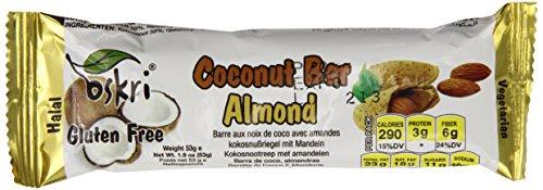 Oskri Coconut Bar Gluten Free