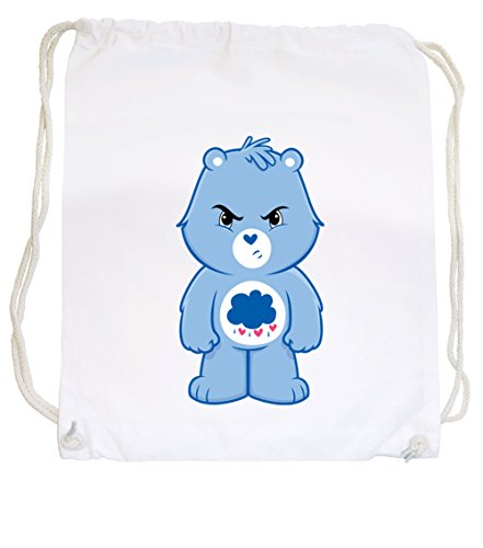 Angry Bear Gym White Certified Freak