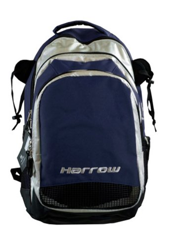 Harrow Elite Backpack, Navy/Silver