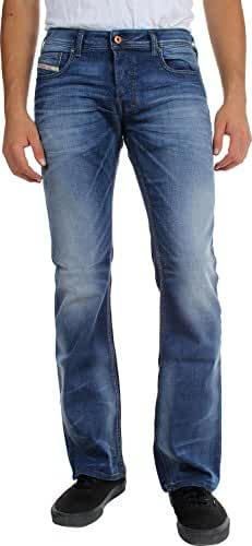Diesel Men's Zathan 0831D Regular Bootcut Jean