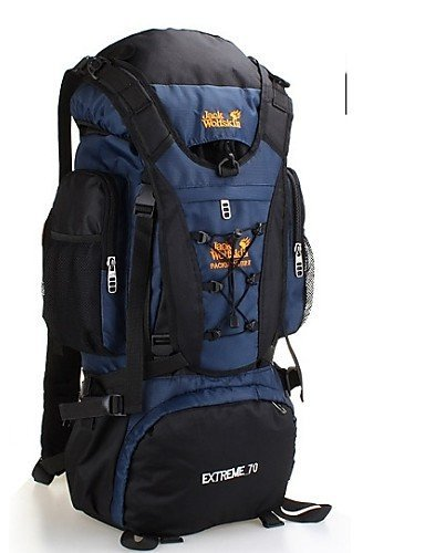 XH@G 70 L Tourenrucksäcke/Rucksack / Wandern Tagesrucksäcke / Rucksack Camping & Wandern / Klettern / Fitness / ReisenOutdoor / Leistung /
