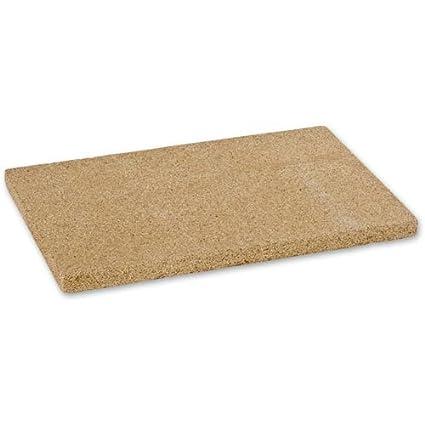 10 - vermiculita estufa ladrillos refractarios para aldeano estufa de leña 11,43 cm x