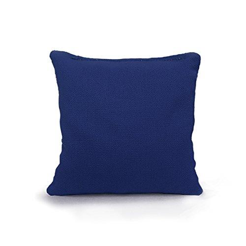 Single Replacement Standard Corn Filled Regulation Duck Cloth Cornhole Bag 17 colors (Royal - Toss Single