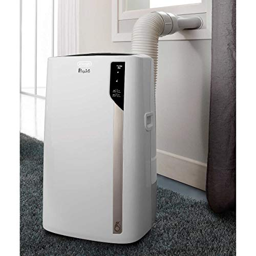 DeLonghi Pinguino PACEL275HGRKC-3A 500 sq ft 4 in 1 All Season Use: Air Conditioner, Heater, Dehumidifier, Fan (Renewed)