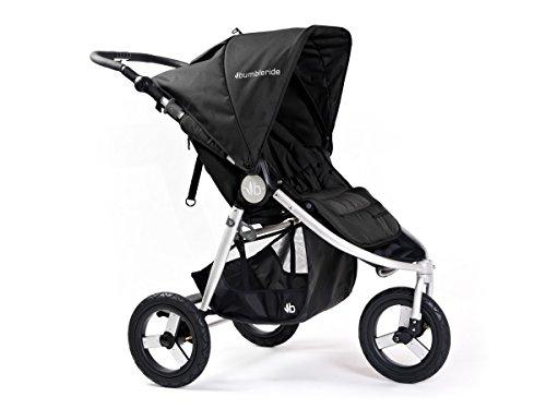 Bumbleride Indie Baby Stroller, Silver (Indie Stroller)