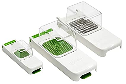 Strålande Amazon.com: Alligator Chopper Set - White: Cheese Graters: Kitchen VQ-75