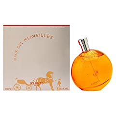 Elixir Des Merveilles Eau De Parfum 3.3 Oz / 100 Ml for Women by Hermes