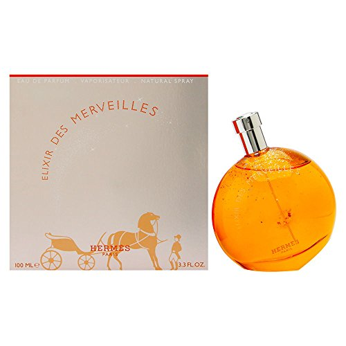 Elixir Des Merveilles by Hermes for Women 3.3 oz Eau de Parfum Spray