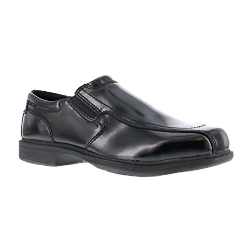 Florsheim Work Men's coronis FS2005 Work Shoe, Black, 9.5 D US by Florsheim