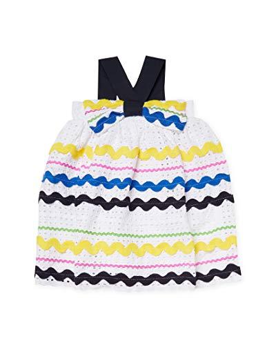 Halabaloo Girls RIC Rac Bow Dress, 6]()
