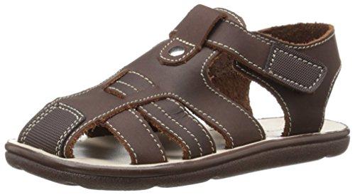 Jumping Jacks Boys' Sandstrom-K, Brown Leather 11 M US Little Kid - Jumping Jacks Boys Shoes