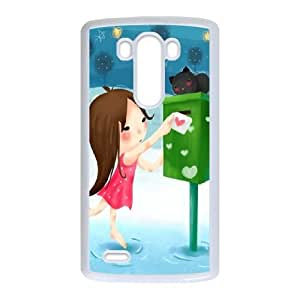 LG G3 Cell Phone Case White_love me_133 Oxgep