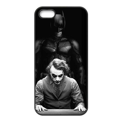 Batman coque iPhone 4 4S Housse téléphone Noir de couverture de cas coque EBDOBCKCO09961