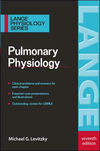 Pulmonary Physiology, 7th Edition (Lange Physiology)