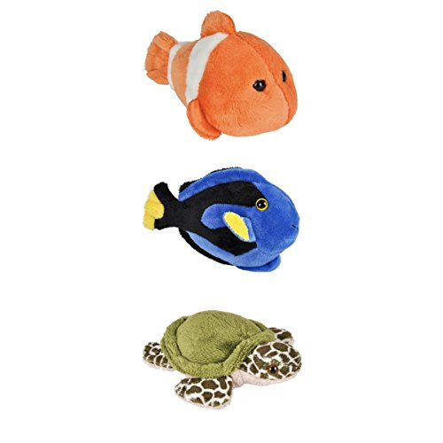 - Three (3) Adorable SEA LIFE 5