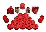 Energy Suspension 218104R Bushings - HYPERFLEX JEEP CJ 55-75