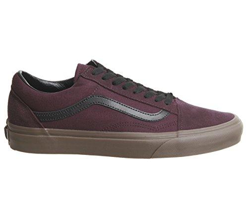 Herren Ua Vans Old Skool Baskets, Gris, 47 Eu (semelle Ext