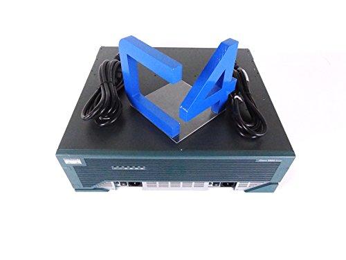 - Cisco 3800 Series Router, Model 3845 - 256D / 64F Memory - Lifetime Warranty