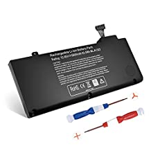 Masione 10.95V High Capacity Laptop Battery for Apple MacBook Pro 13'' A1322 A1278 (Mid 2009 2010 2011 2012) Unibody 020-6547-A 661-5229 661-5557