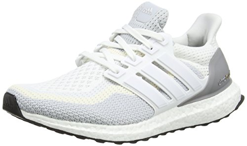adidas Ultra Boost Running Shoes - SS16-8.5 - Grey (Adidas Ultra Boost St Running Shoes Ss16)