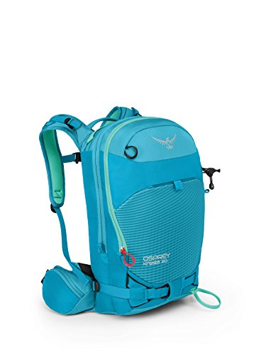 (Osprey Packs Women's Kresta 20 Ski Pack, Powder Blue, X-Small/Small)