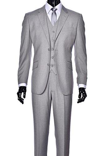 Italian Wool 2 Piece Suit - 2
