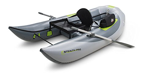 Outcast OSG Stealth Pro Frameless Pontoon Boat - with Free $75 Gift Card by Outcast