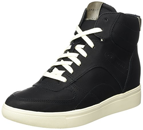 Lizette Femme Hautes Wedge Esprit Sneakers FwqdnAaAWU