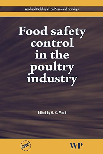 Food Safety Control in the Poultry Industry (Woodhead Publishing Series in Food Science, Technology and Nutrition) Pdf