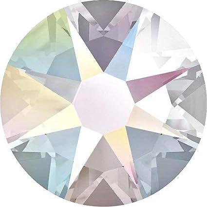Swarovski HotFix pedrería Crystal ss20 pedrería para planchar Xilion Rose