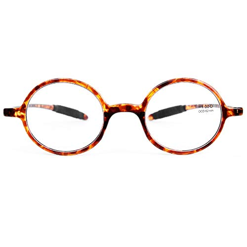 Expert choice for round reading glasses 3.0