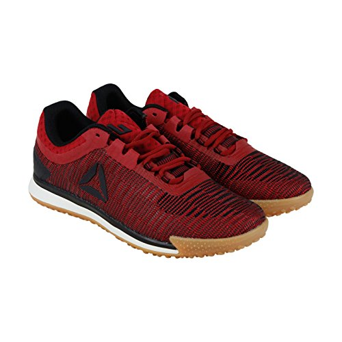 (Reebok Mens JJ II Low, Rich Magma/Primal RED/Black, 10 D(M) US)