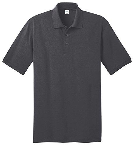 Port & Company Tall 5.5 oz Jersey Knit Polo Shirt-4XLT
