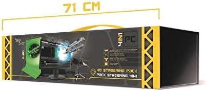 Pack Streamer Pro HD 4 en 1 pour PC: Amazon.es: Electrónica