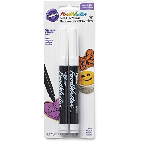 Wilton Black Edible Ink Markers