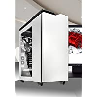 Core i7 3D Modeling & AutoCAD System Intel i7 7800X Up to 4.0Ghz (6 Core) 32 GB RAM, 1TB NVMe SSD & 2TB HDD, Windows 10 Pro, NVIDIA Quadro P4000 w/8GB, Mid-Tower, Liquid Cooled.