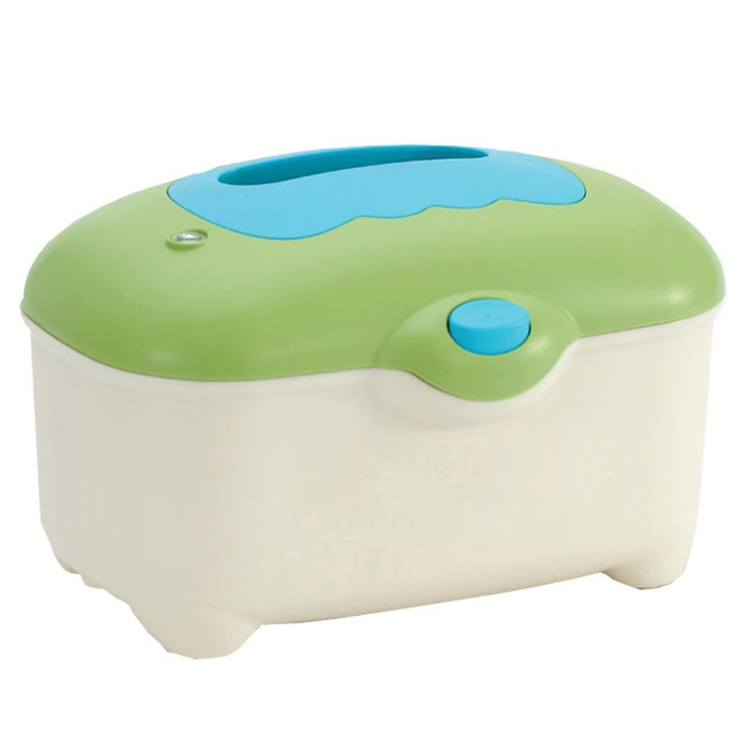 YZJJ 10W Baby Wet Wipes Warmer, Dispenser, Indicator Light- with Easy Press On/Off Switch by YZJJ