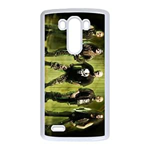 LG G3 Cell Phone Case Covers White Accept Nosic