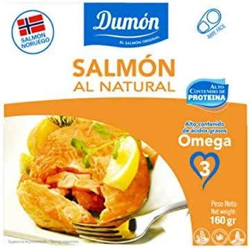 Dumon Salmon Noruego en su jugo - 160 gr