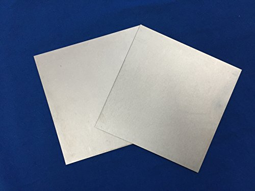 Tungsten Sheet Plate x0 012 Unpolished product image