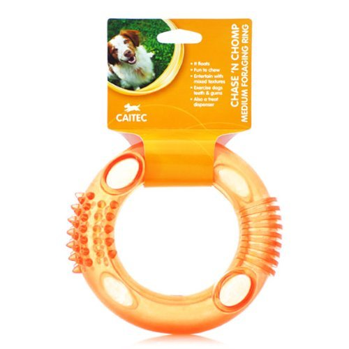 caitec-medium-foraging-ring-7-dog-toy-by-caitec-corp