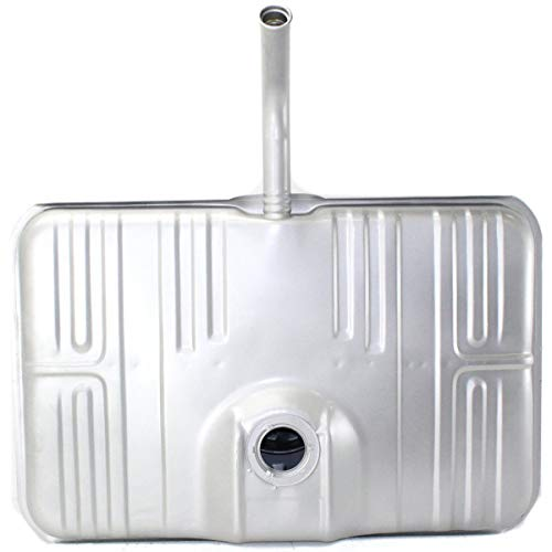 24 Gallon Fuel Tank For 90-92 Cadillac Brougham 92 Commercial Chassis Silver