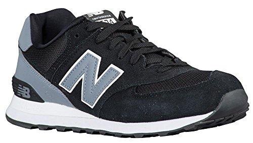 New Balance Herren Ml574cna Sneaker black-grey (ML574CNA)