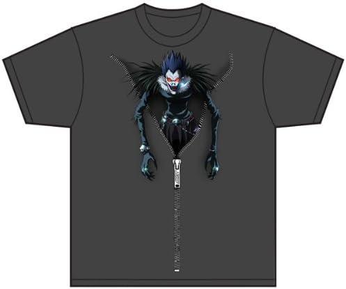 Ryuk /& Light NEW T-Shirt Mens Death Note