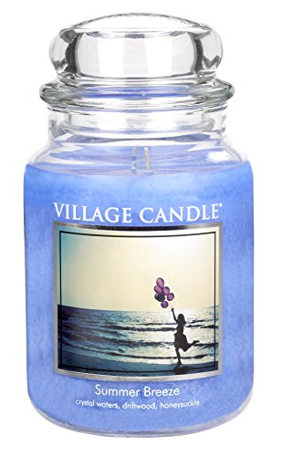 Village Candle Summer Breeze Scented product image