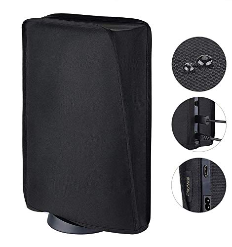 PS5 Anti Scratch Waterproof Dust Cover for PS5 Standard & PS5 Digital Edition