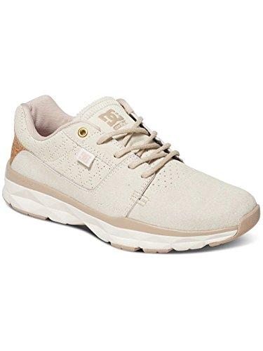 DC Shoes Herren Schuhe Player Se, Zapatillas de Skateboarding para Hombre Gris - Turtle Dove