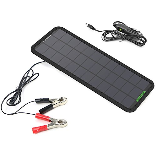 Good Quality 18v 40w Auto Solar Charger Umbrella 15 8in Large Daylighting Area Solar Umbrella Battery Great Varieties Computer & Office
